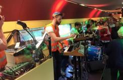V Praze zastaví kulturní festival, konaný v lůžkovém vlaku
