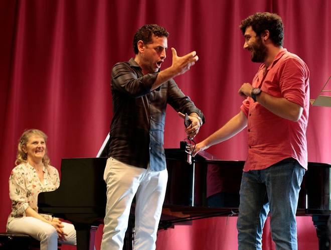Juan Diego Flórez - Accademia Rossiniana 2016 (zdroj FB festivalu)