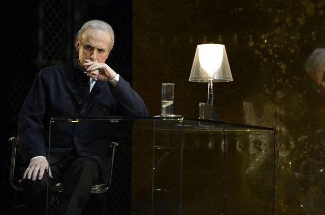 Christian Kolonovits: El Juez - José Carreras (Federico Ribas) (foto archiv)