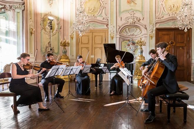 Akademie komorní hudby - Festival komorní hudby Český Krumlov, 1.7.2016 (foto Lubor Mrázek)