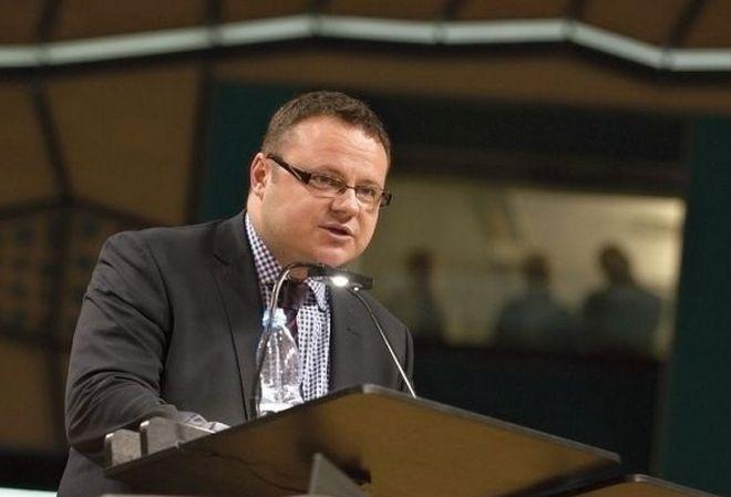 generální ředitel Českého rozhlasu René Zavoral (foto Khalil Baalbaki)