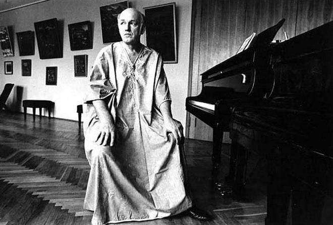 Svjatoslav Richter (foto archiv)