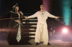 G.Verdi: Aida - Eva Urbanová (Amneris), Paolo Lardizzone (Radames) - DJKT 2016 (foto Pavel Křivánek)