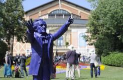 Bayreuth: Zde jsem člověkem, zde usínám