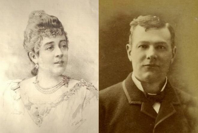 Anna Judic, Louis Baron (foto archiv autorky)