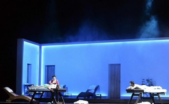 Bohuslav Martinů: Mirandolina - Teatro La Fenice Benátky 2016 (foto © Michele Crosera)