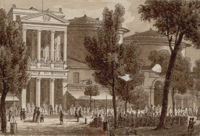 Théâtre des Variétés - malba Christophe Civeton (foto archiv)