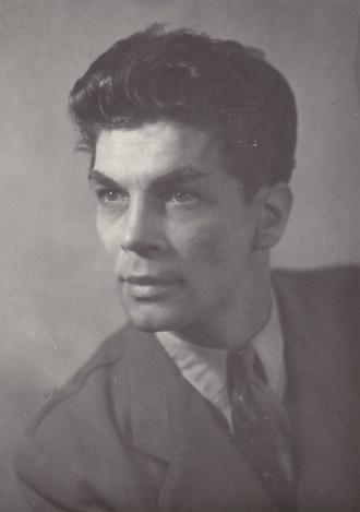 Bohumil Čegan (foto archiv ND Brno)