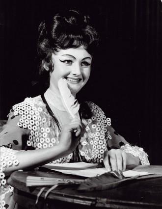 G. Rossini: Barbier zo Sevilly - Edita Gruberová (Rossina) - SND (zdroj: M.Thiel - Der Gesang ist mein Geschenk - Henschel Verlag 2012)