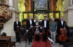 Peterková, Bennewitz Quartet a světová premiéra na Hudebním létě Kuks