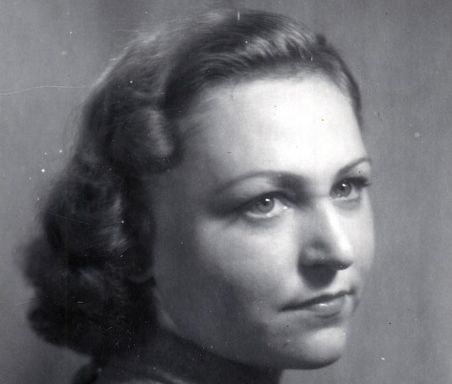 Jindra Pokorná (foto archiv ND Brno)