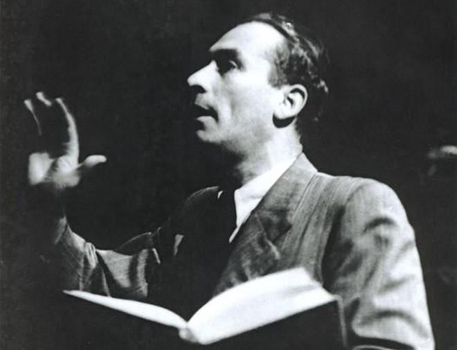 Karel Ančerl (foto archiv ND Praha)