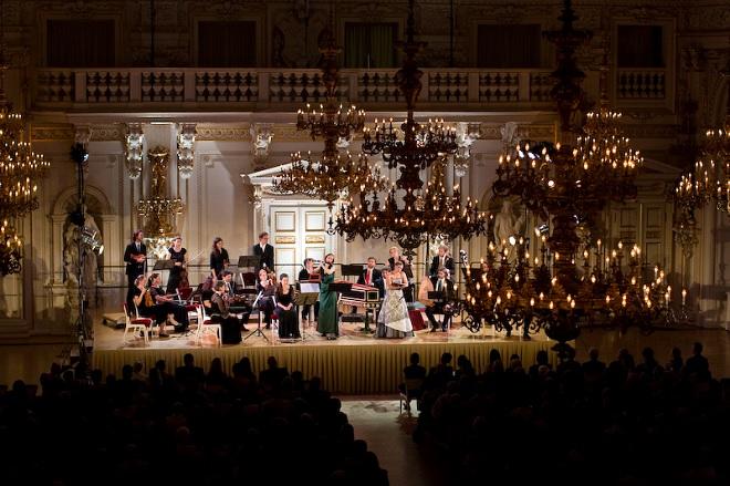Grácie a majestát - Letní slavnosti staré hudby 2014 (foto © Anna Chlumská)