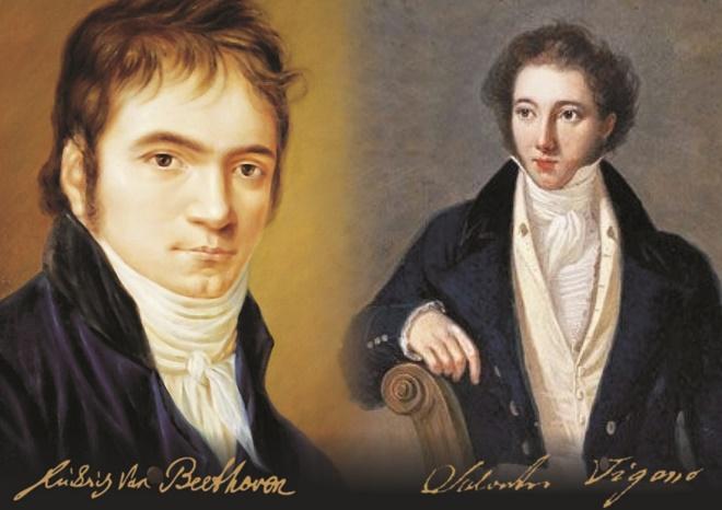 Ludwig van Beethoven, Salvatore Vigano (foto V. Krajc)