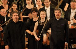 Plzeňská filharmonie s ruskými hosty v Českém Krumlově