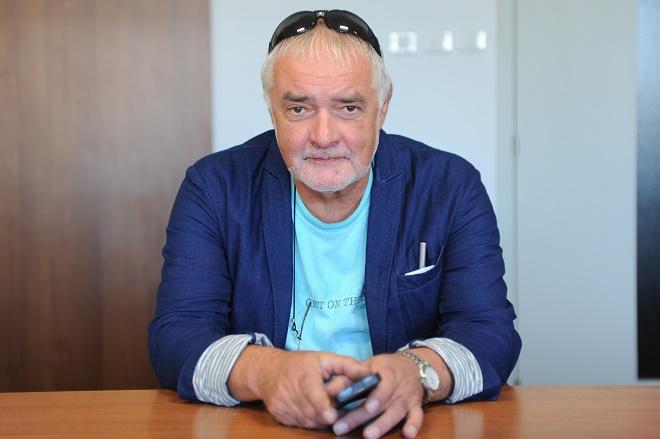 Marián Chudovský (foto archiv SND Bratislava)