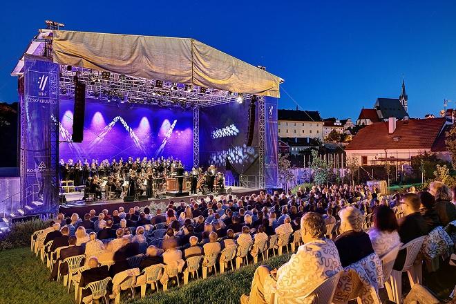 Noc s Mozartem - MHF Český Krumlov 2016 (foto Libor Sváček)