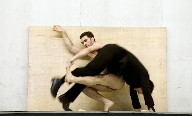 Primal Matter - choreografia Dimitris Papaioannou (foto Maria Petinaraki)