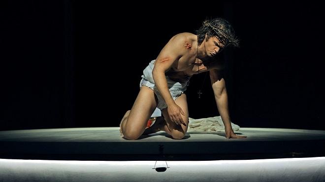 R. Wagner: Parsifal - Ryan McKinny (Amfortas) - Bayreuther Festspiele 2016 (foto Enrico Nawarath)