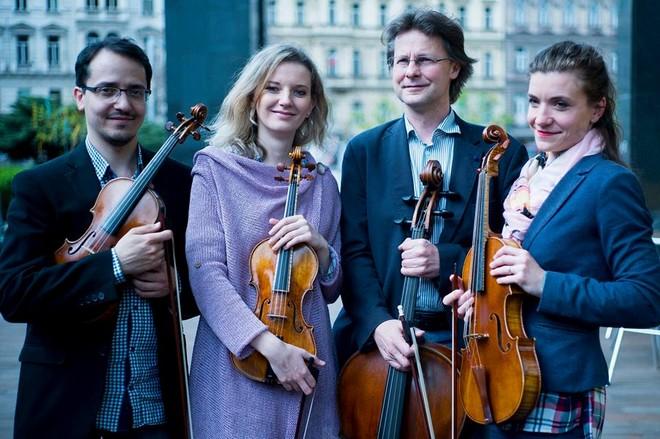 Reichovo kvarteto (zdroj FB Hudební festival Znojmo)