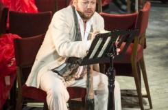 Richard Wagner: Tannhäuser und der Sängerkrieg auf Wartburg - Daniel Kirch (Tannhäuser) - Tiroler Landestheater 2016 (foto © Rupert Larl/Tiroler Landestheater)