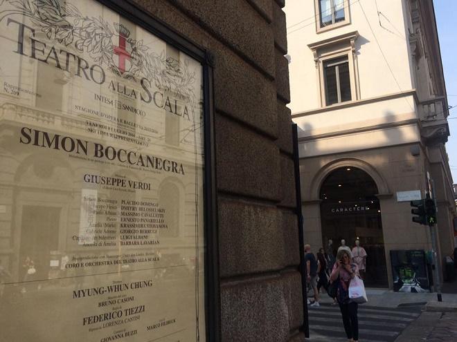 G.Verdi: Simon Boccanegra - Teatro alla Scala 2016 (foto Robert Rytina)