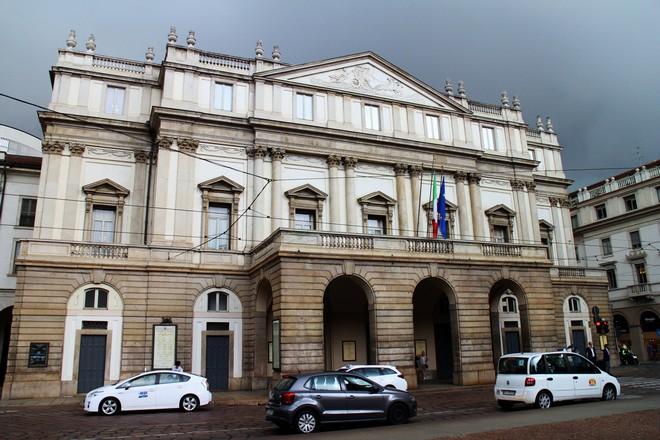 Teatro alla Scala (foto Pavol Juráš)