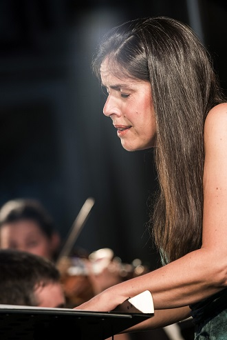 Teatro del mondo - María Espada - Letní slavnosti staré hudby 2016 (foto LSSH)