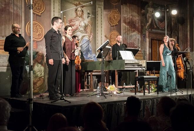 Teatro del mondo - Letní slavnosti staré hudby 2016 (foto LSSH)