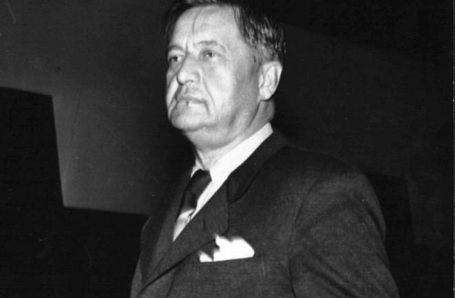 Václav Talich (foto archiv České filharmonie)