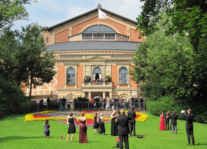 Festspielhaus Bayreuth (foto archiv)