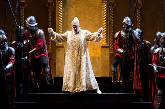 G.Verdi: Simon Boccanegra - Teatro alla Scala (foto © Teatro alla Scala/Marco Brescia & Rudy Amisano)