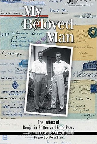 My Beloved Man: The Letters of Benjamin Britten and Peter Pears (foto archiv autora)