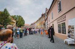 Varhanář Emanuel Štěpán Petr má teď v Opočně pamětní desku