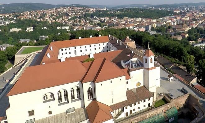 Hrad Špilberk Brno (foto YouTube)