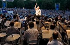 Před 30 lety se v New Yorku konal největší koncert vážné hudby
