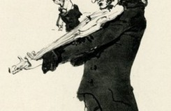 Niccolò Paganini (foto archiv autora)