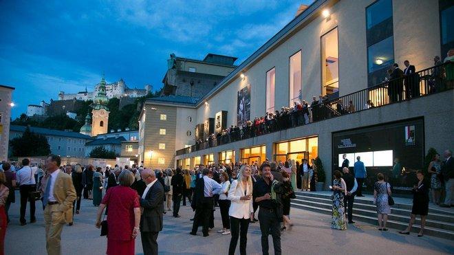Salzburger Festspiele (foto archiv)