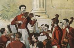 Johann Strauss (foto archiv autora)