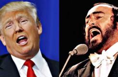 Pavarottiho rodina nechce, aby v prezidentské kampani Trump používal operní árii
