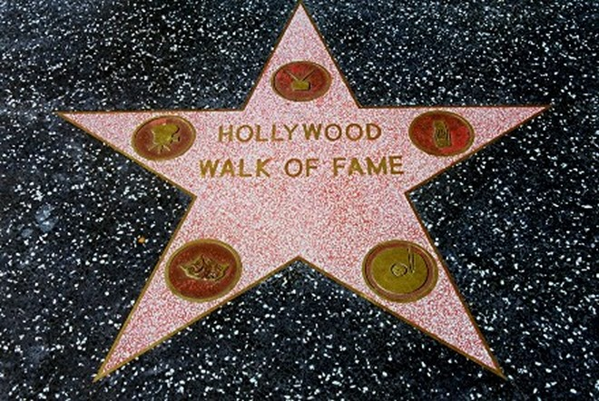 Walk of Fame (foto archiv autora)