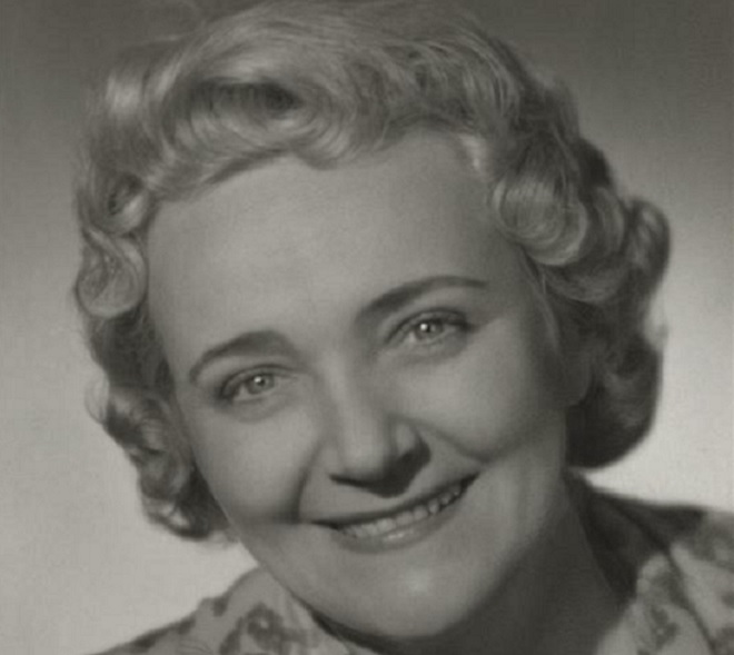 Štěpánka Jelínková (foto archiv ND Praha)