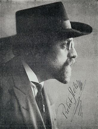 Robert Stolz (foto archiv autorky)