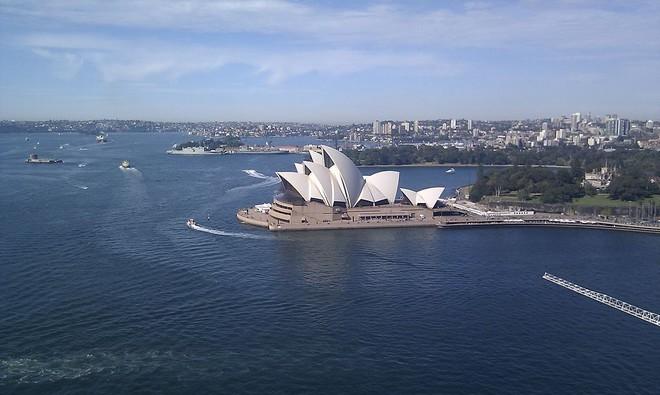 Sydney Opera House (zdroj en.wikipedia.org)
