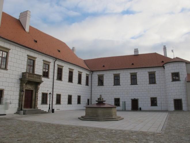 Zámek - Muzeum Vysočiny Třebíč (zdroj dedictvivysociny.cz)