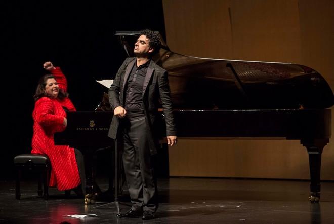 Liederabend - Carrie-Ann Matheson, Rolando Villazón - Salzburger Festspiele 2016 (foto © Salzburger Festspiele / Marco Borrelli)