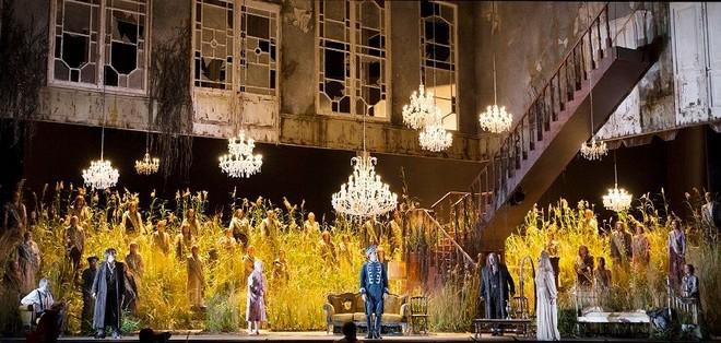 Gioachino Rossini: La donna del lago - Rossini Opera Festival 2016 (foto FB Rossini Opera Festival)
