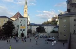 Salzburger Festspiele (foto Michal Mašek)