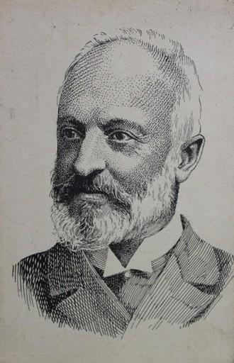 Karel Bendl (foto archiv autorky)
