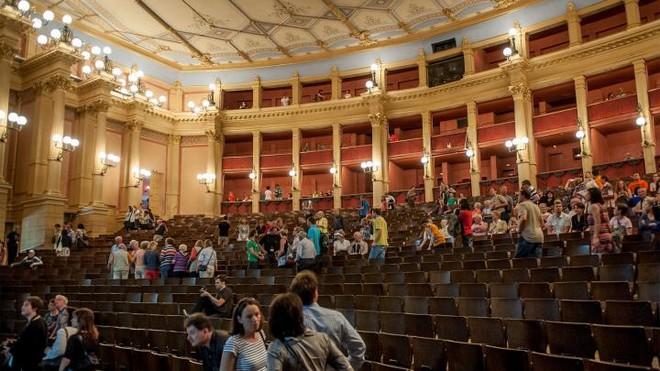 Bayreuther Festspielhaus (foto Harbach)